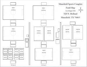 Mansfield Sports Complex Fall 2016