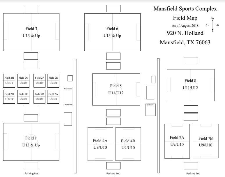 Field Maps – M.S.A. on