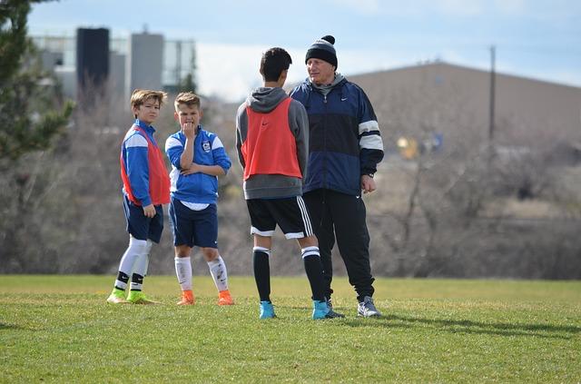 Soccer, Coach